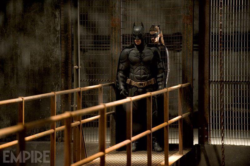 THE DARK KNIGHT RISES Images Bane, Batman, Catwoman | Collider