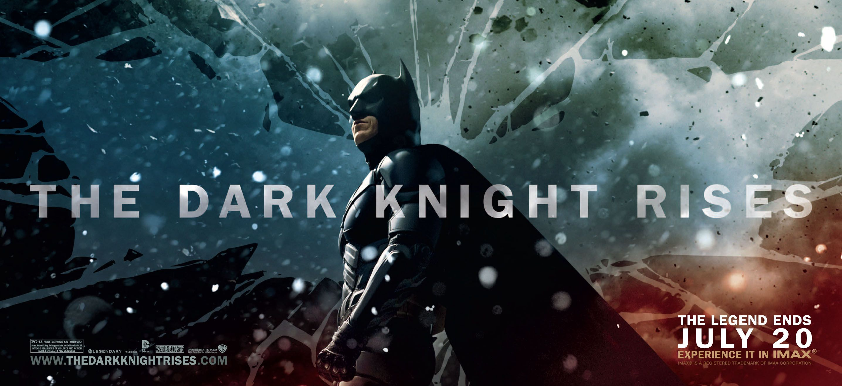 the dark knight rises tv spot banners images toy posters collider