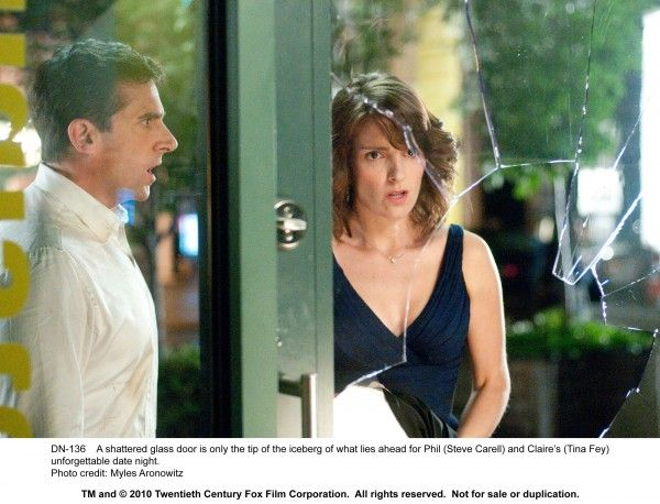 Date Night movie image Tina Fey and Steve Carell