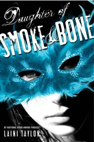 Daughter of Smoke and Bone=
