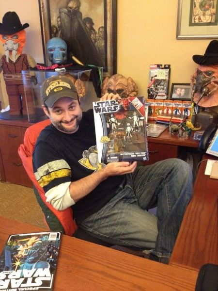 dave filoni star wars rebels