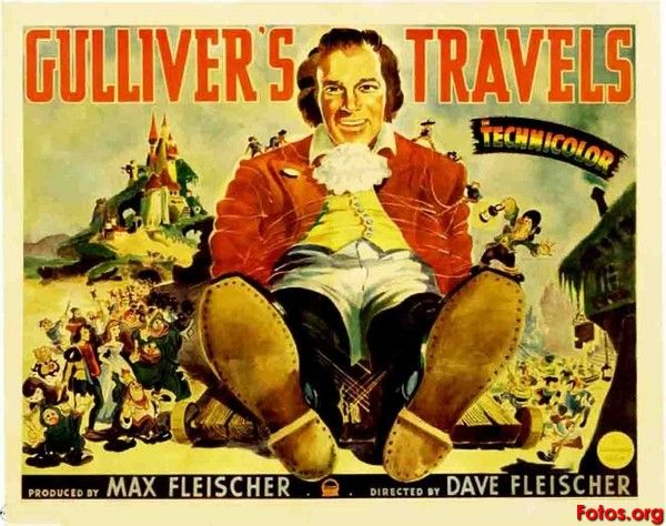 dave-fleischer-gullivers-travels-los-angeles-animation-festival