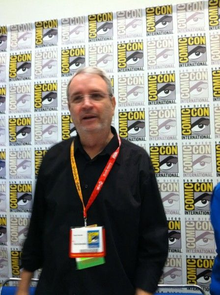 david gerrold comic con