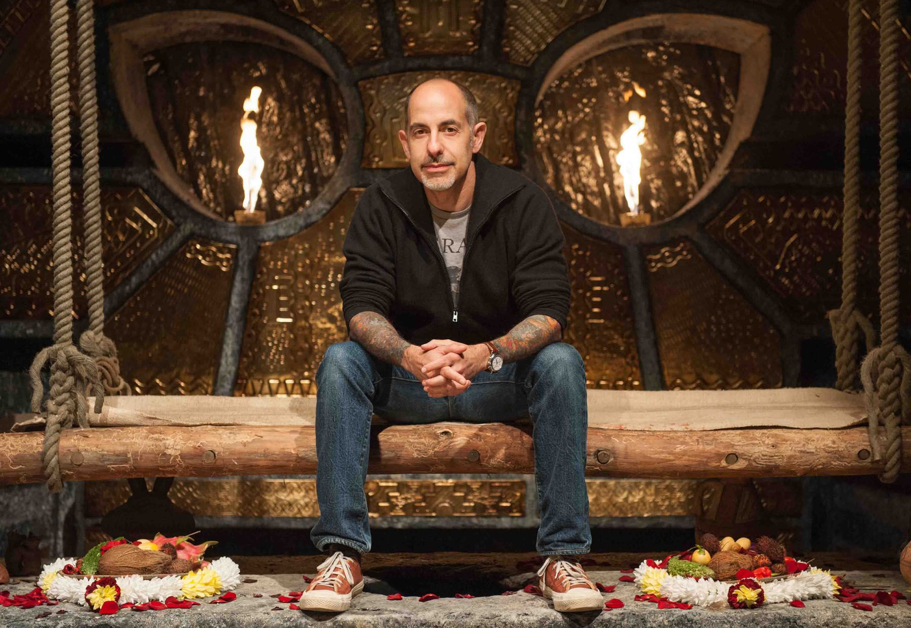 Goyer Exits Sony's MASTERS OF THE UNIVERSE