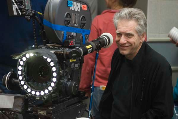 Image result for david cronenberg camera