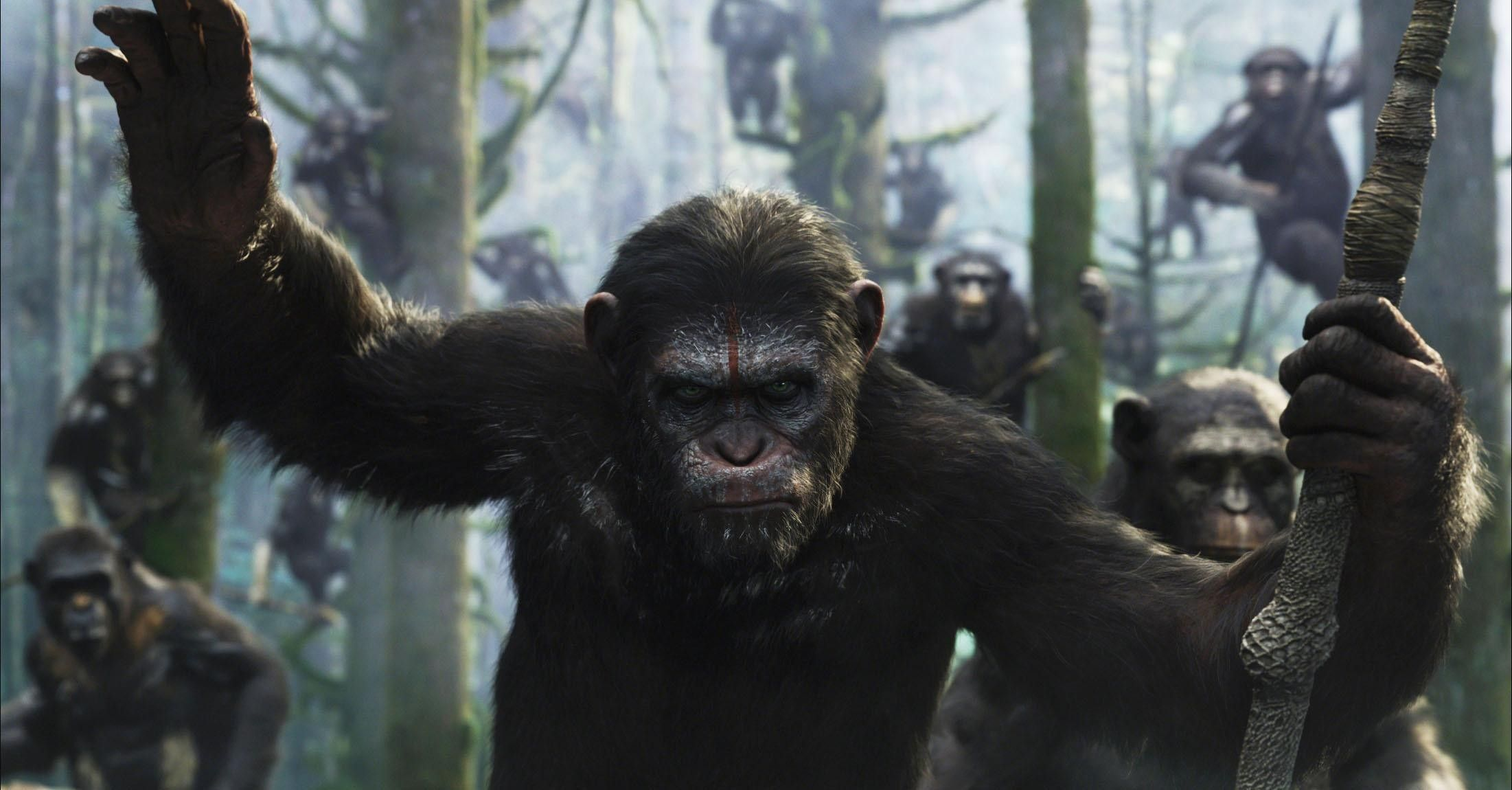 DAWN OF THE PLANET OF THE APES Review | Film Stars Andy ...
