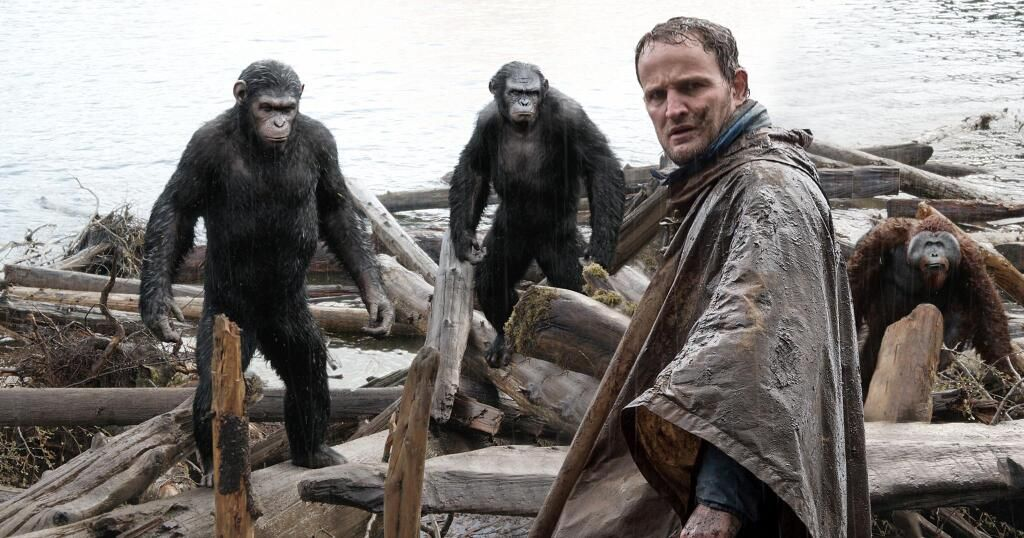 Dawn of the Planet of the Apes Interview: Jason Clarke ...