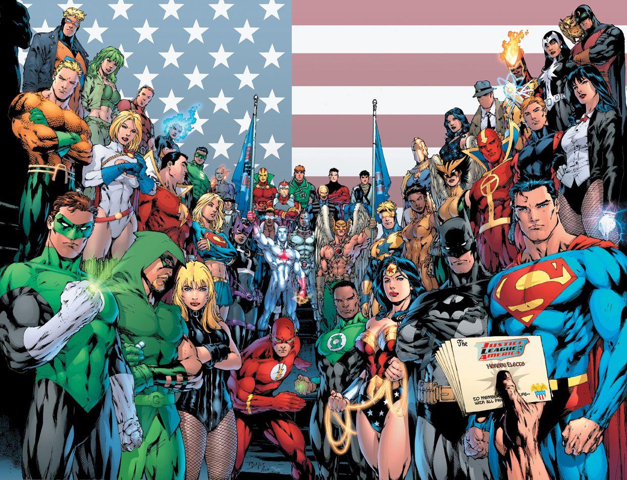 Marvel Earth and DC vs Sci fis - Battles - Comic Vine