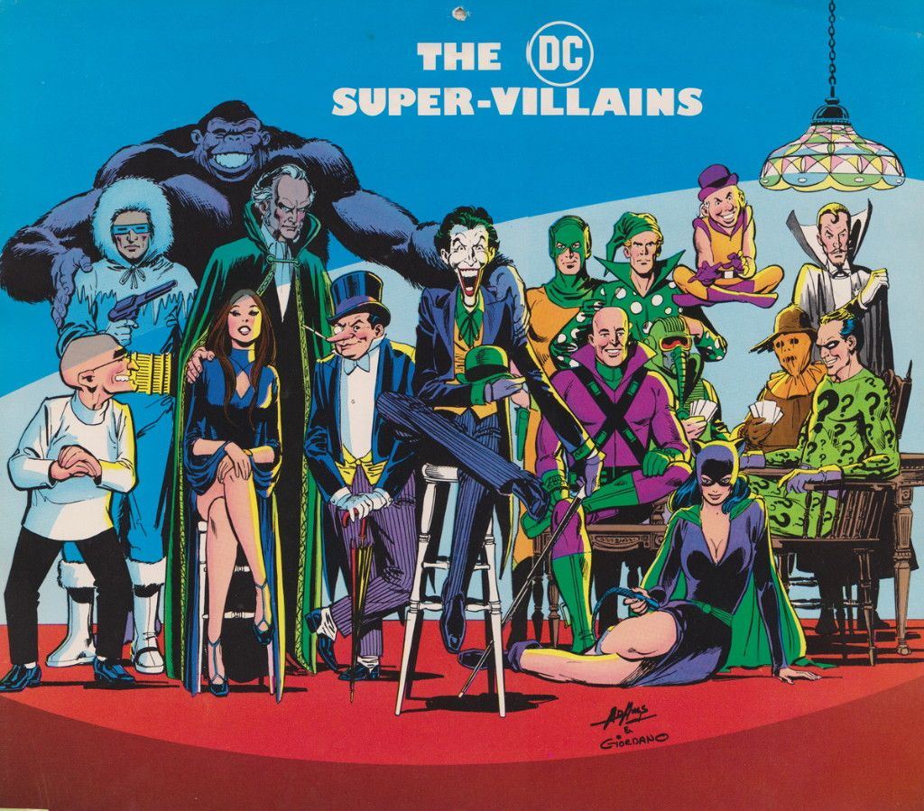 NECESSARY EVIL SUPER VILLAINS OF DC COMICS Blu Ray Review