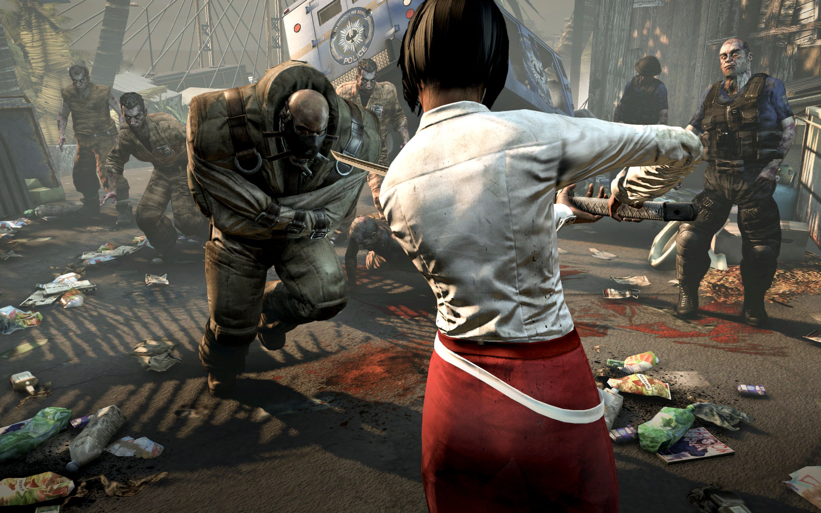 Dead Island How Many Days Exactly Dead Island Video Game Image