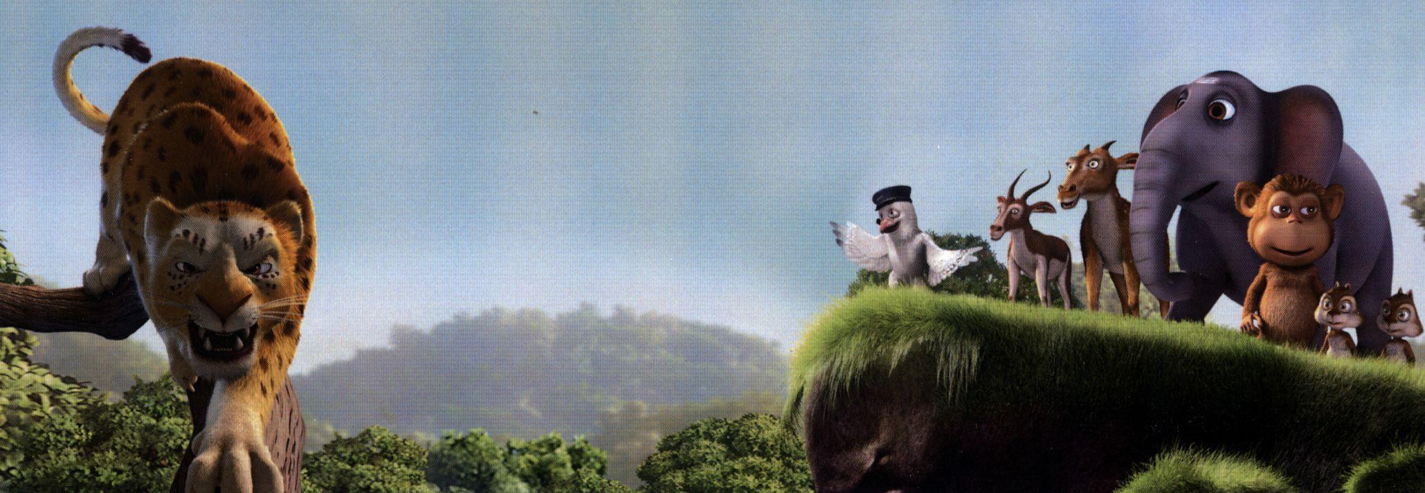 delhi safari movie poster synopsis images collider
