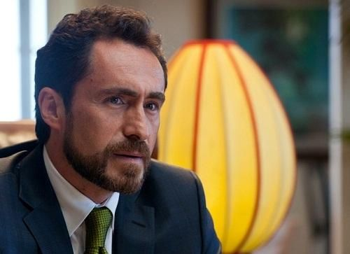 demian bichir the heat