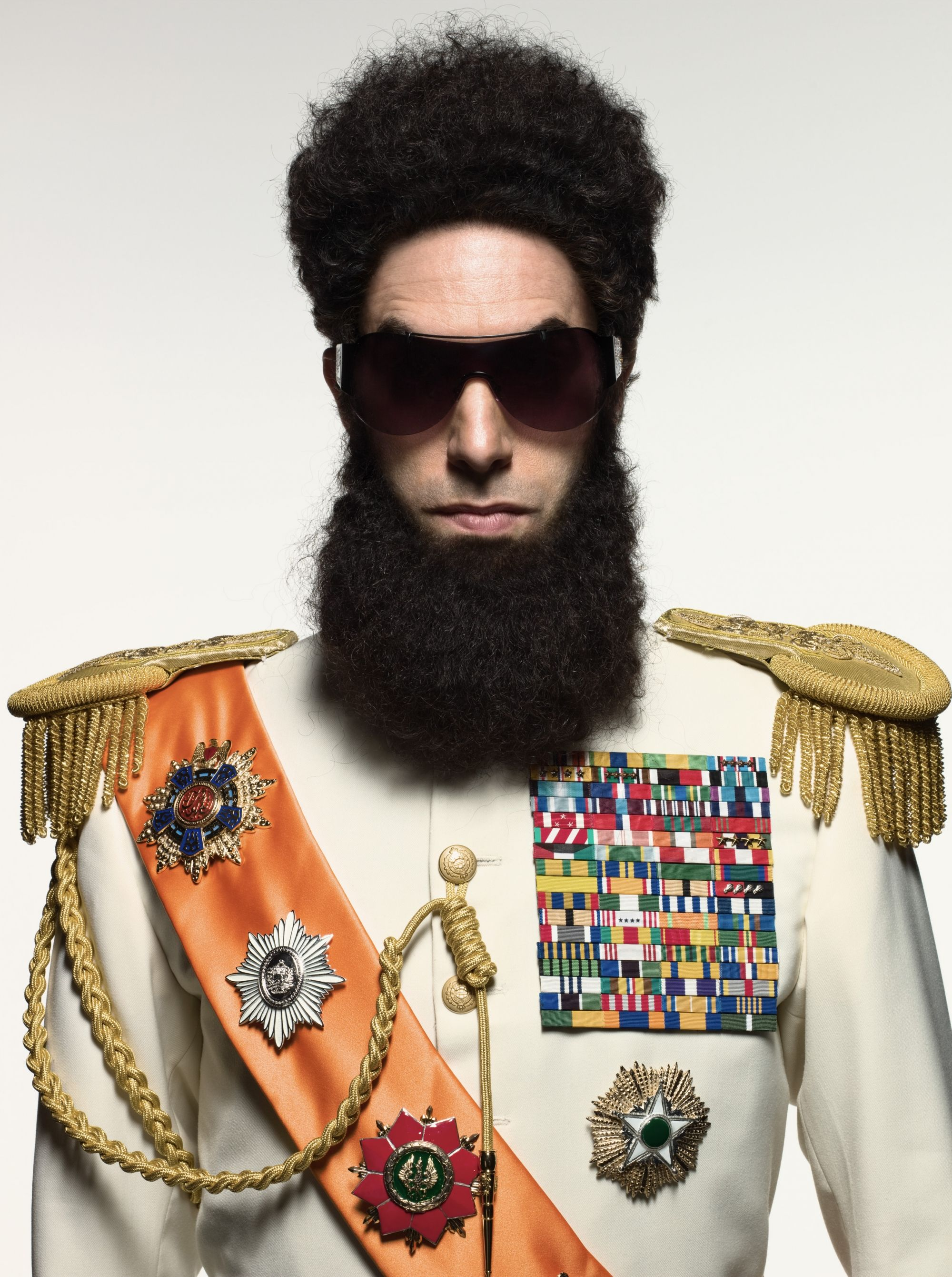 THE DICTATOR Movie Image Sacha Baron Cohen | Collider