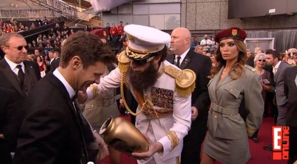 dictator-oscar-red-carpet-ryan-seacrest-ashes