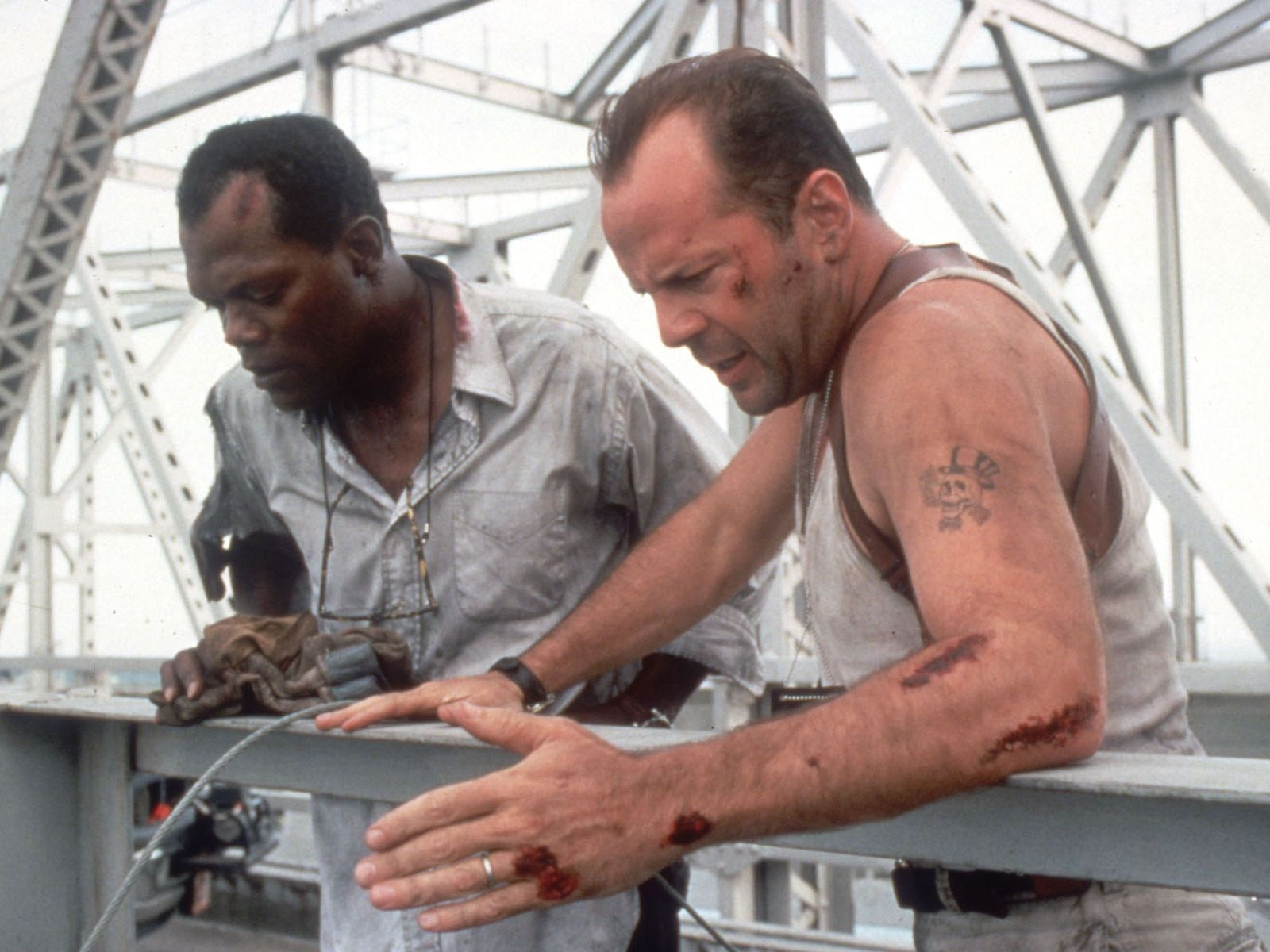 DIE HARD WITH A VENGEANCE Review. DIE HARD WITH A ... | 1600 x 1200 jpeg 411kB