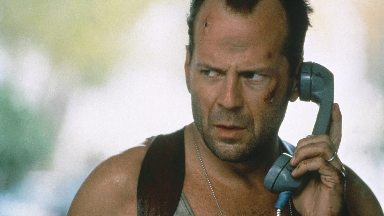 ... Review. DIE HARD WITH A VENGEANCE Stars Bruce Willis | Collider Bruce Willis