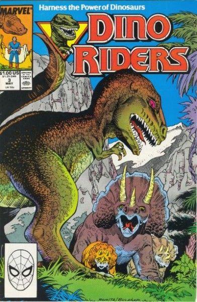 dino-riders-comic