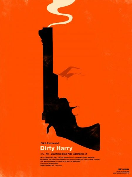 dirty_harry_movie_poster_rolling_roadshow_2010_olly_moss
