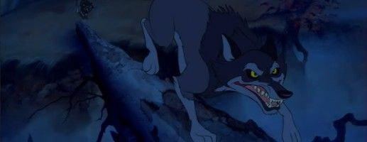 disney wolf movie