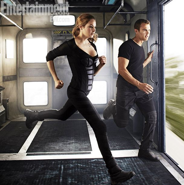 DIVERGENT Images. DIVERGENT Stars Shailene Woodley and ...