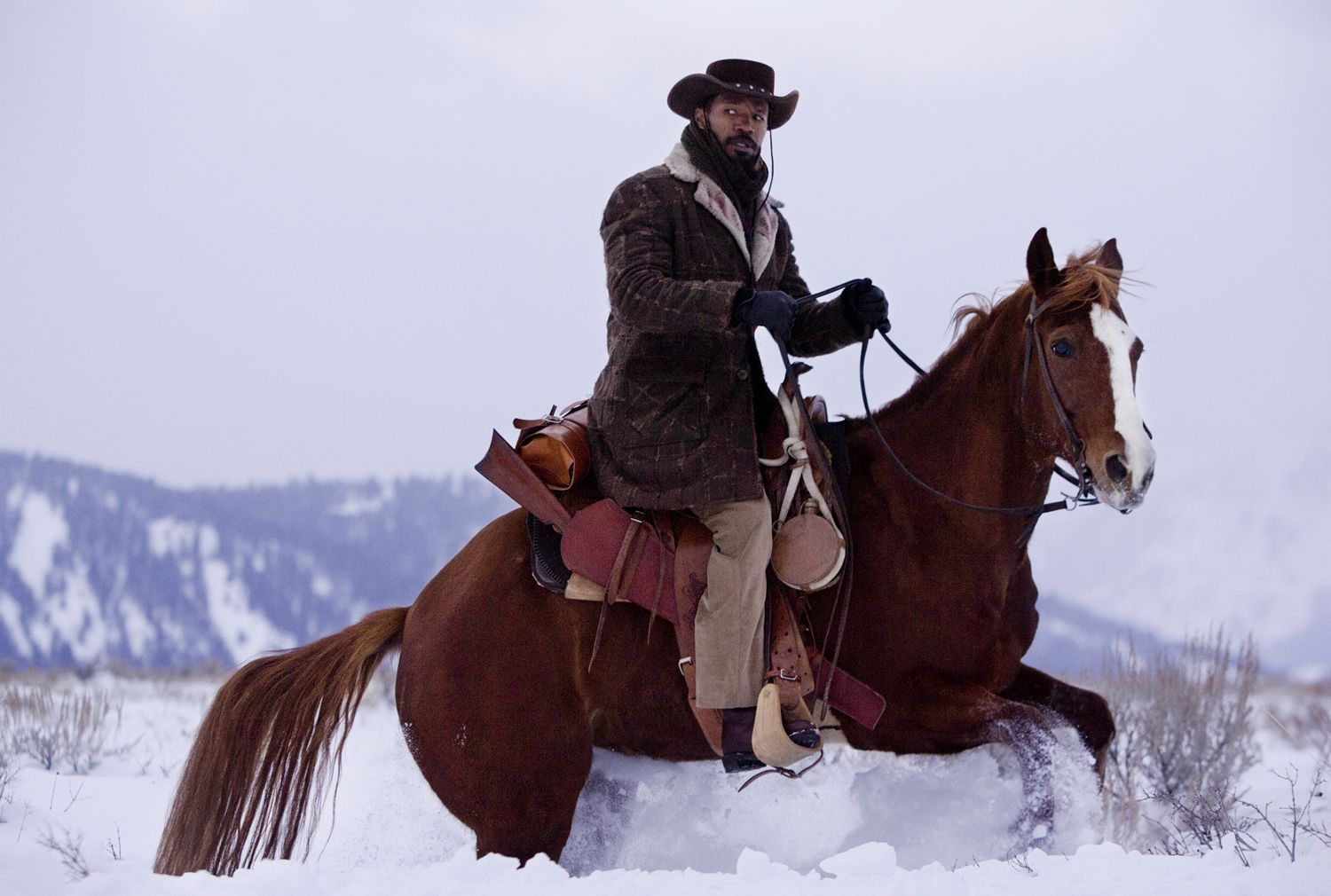 DJANGO UNCHAINED Images Show First Looks at Walton Goggins ...