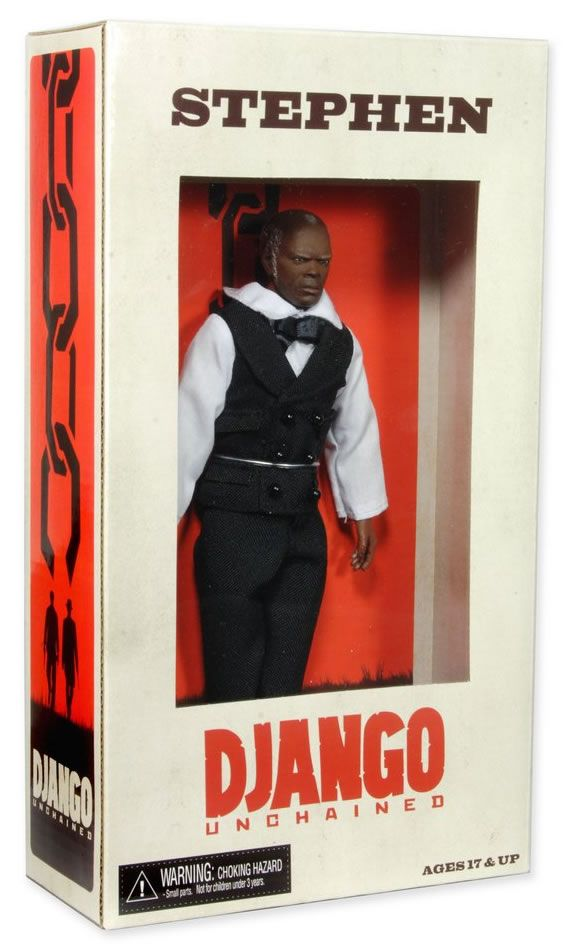 Neca releases django unchained toys dolls collider for Jackson toys
