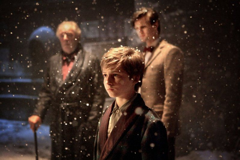 DOCTOR WHO: A CHRISTMAS CAROL DVD Review | Collider