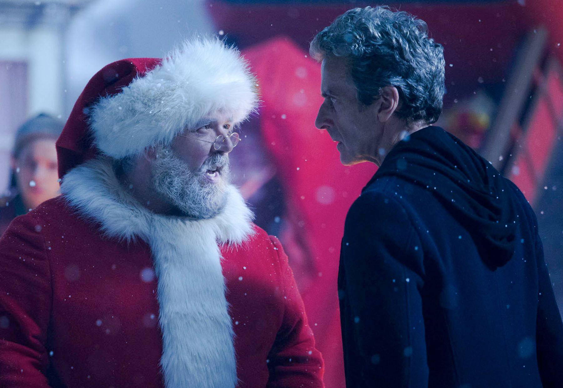 doctor who s8 christmas special - The Last Christmas