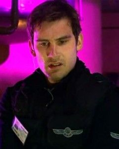 doctor who clive standen