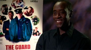 Don Cheadle Interview THE GUARD slice