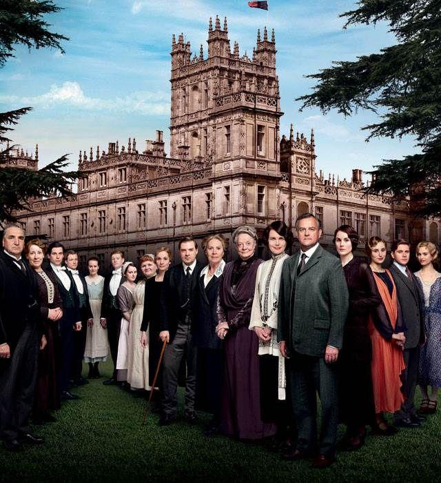 DOWNTON ABBEY Season 4 Finale Recap. DOWNTON ABBEY Stars Hugh ...