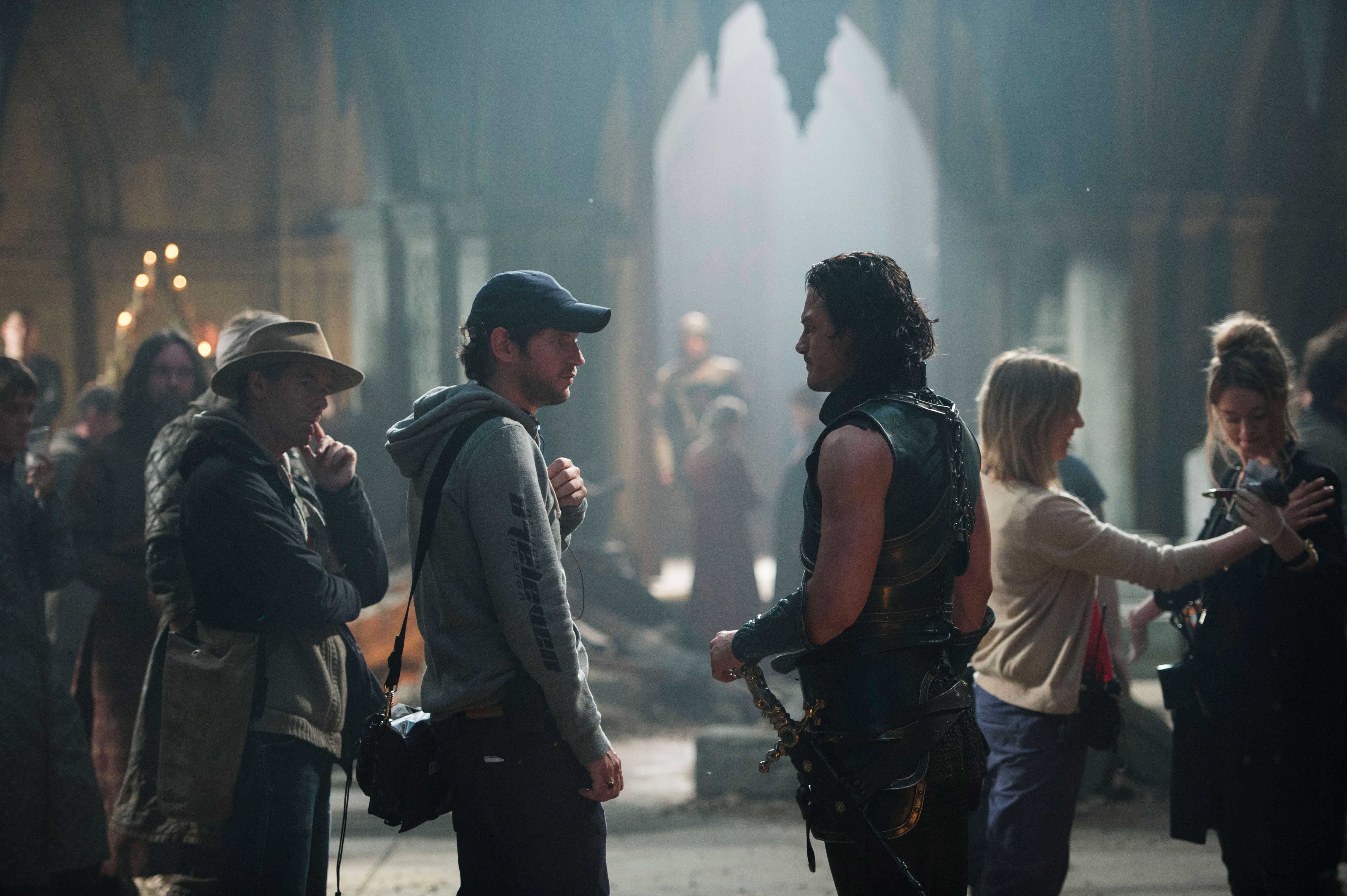 Dracula Untold Set Visit; Over 50 Things to Know About ...