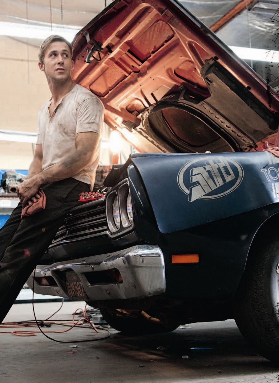 drive movie images and poster collider