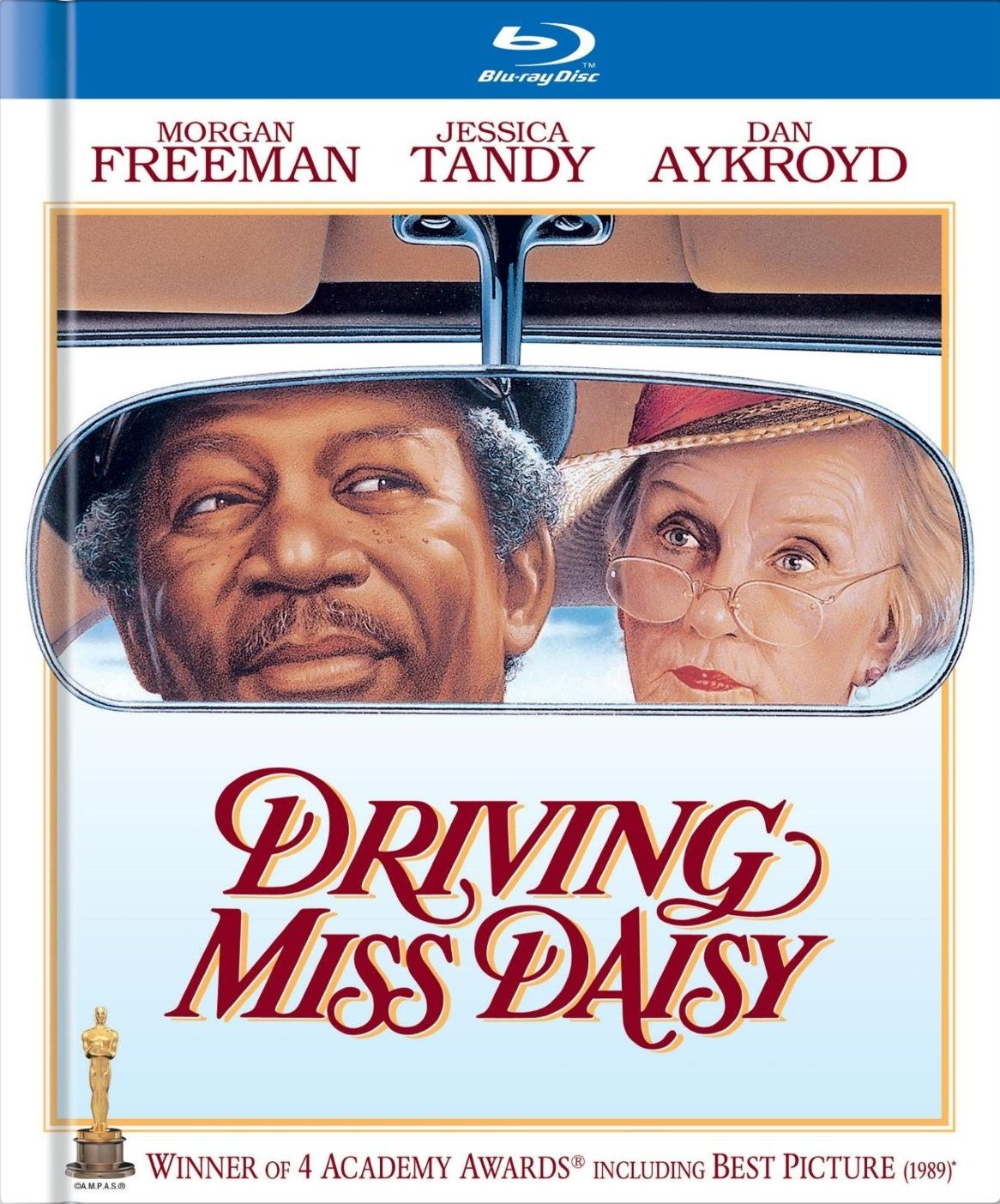 DRIVING MISS DAISY, GRAND HOTEL and MRS. MINIVER Blu-ray Reviews ...