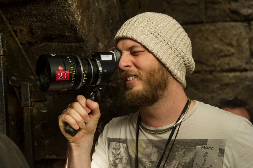 Space Oddity: Duncan Jones Makes Directorial Debut. May15. Duncan Jones ...