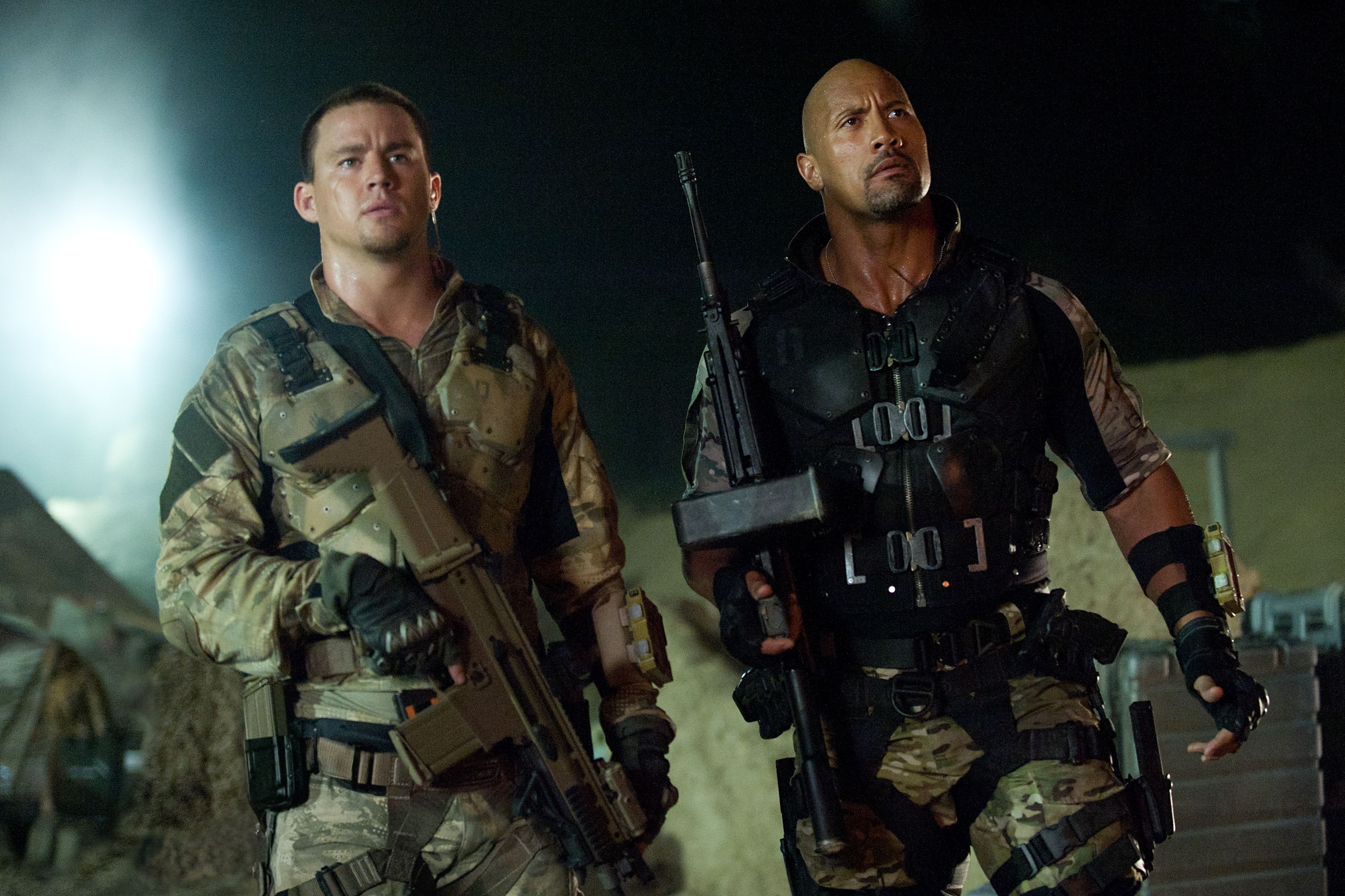G.I. JOE: RETALIATION Images. G.I. JOE: RETALIATION Stars Dwayne.