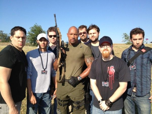 dwayne-johnson-g-i-joe-2-set-photo