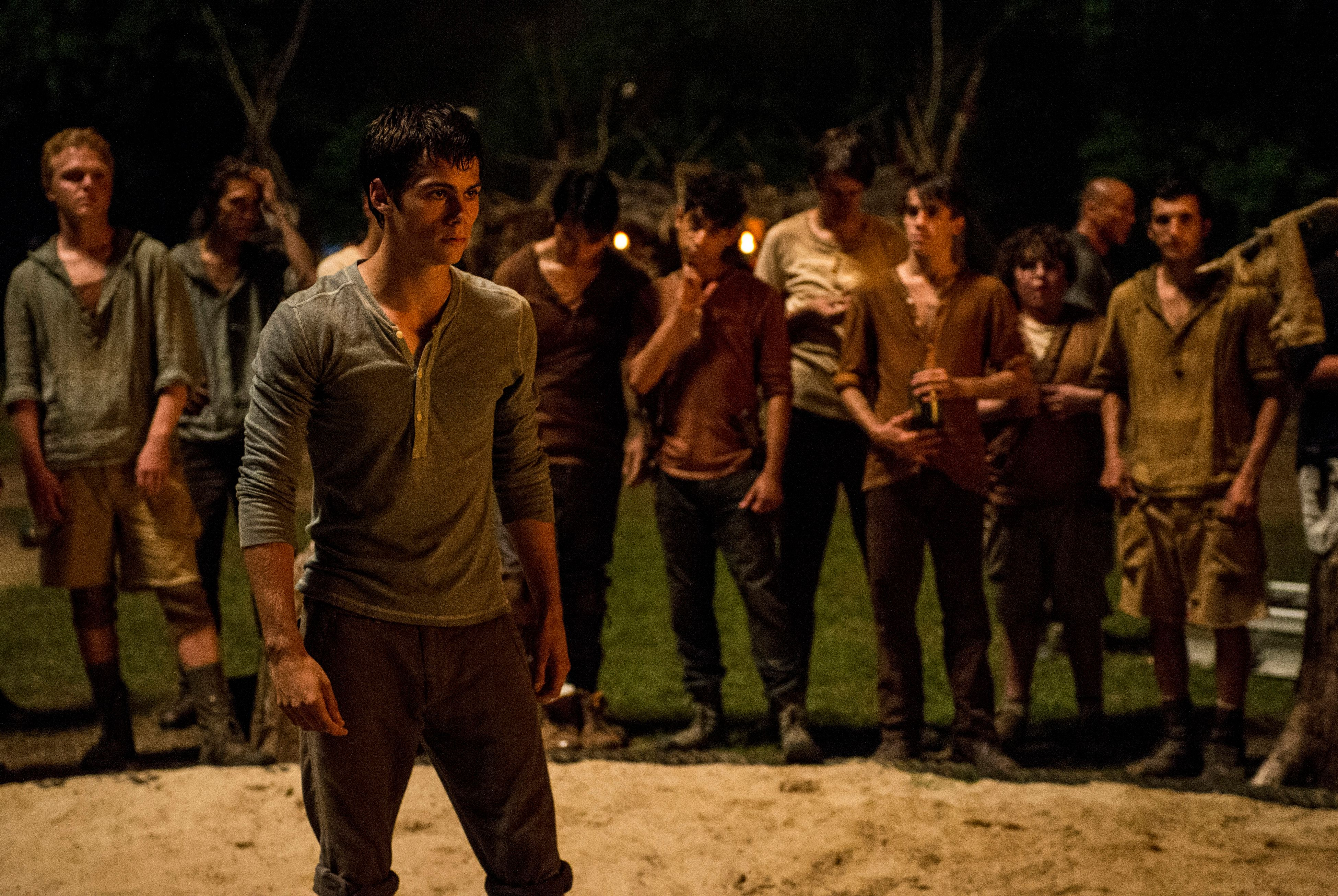 Maze runner 3 the death cure set for 2017 release collider for The dylan