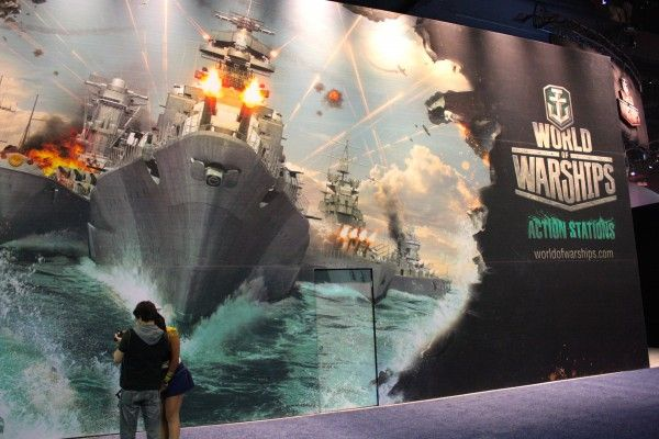 e3-2014-world-of-warships