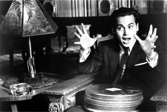 ed wood johnny depp