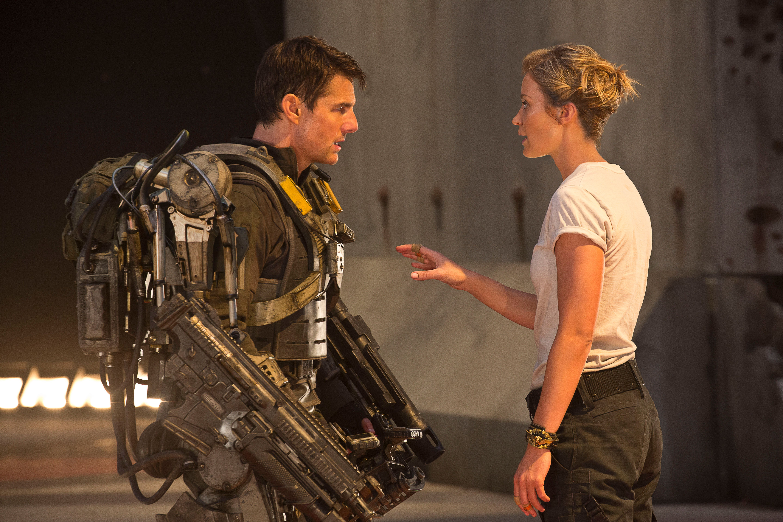 'Edge of Tomorrow 2' director promises 'amazing new direction'