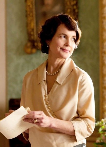 elizabeth mcgovern downton abbey