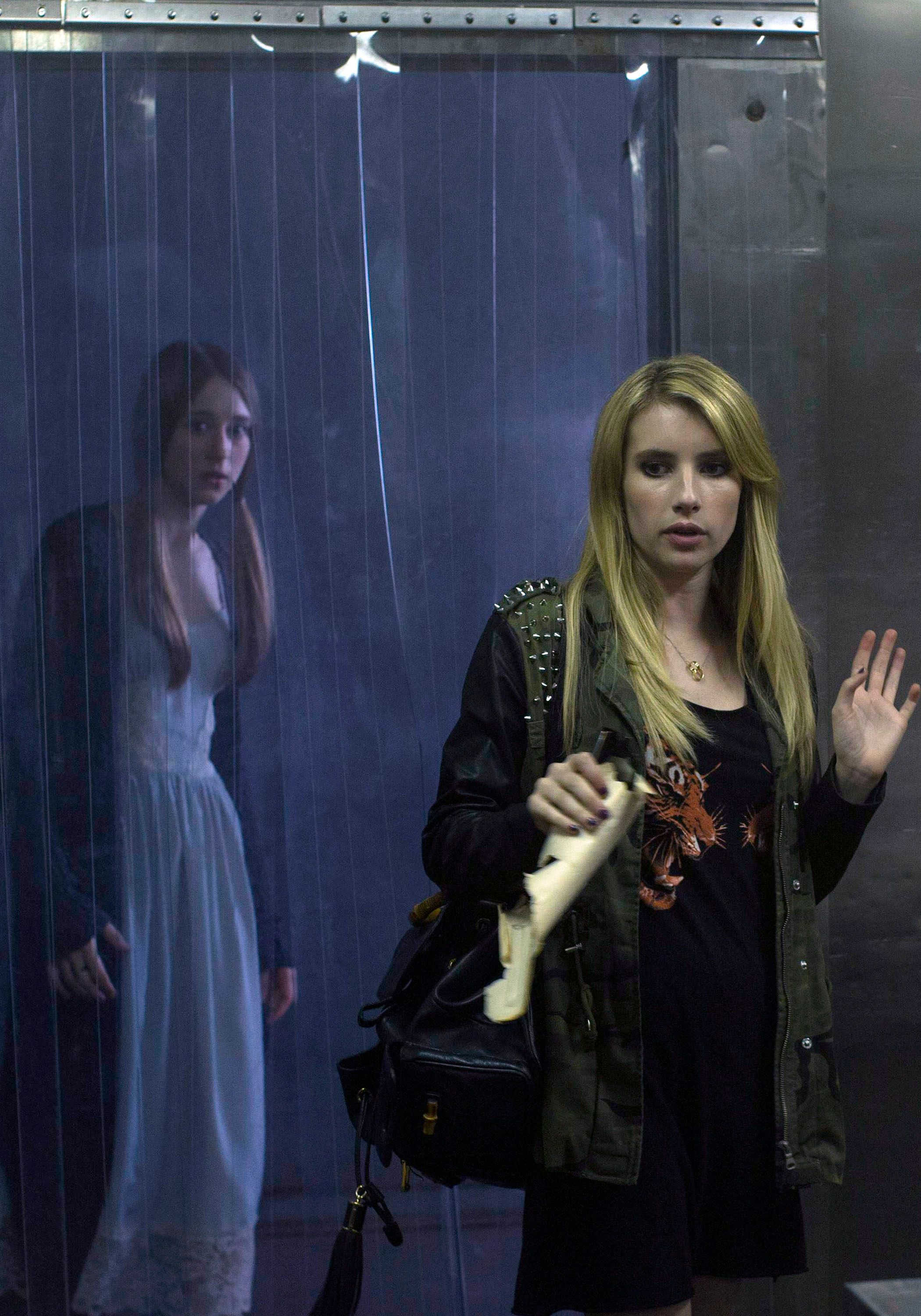 Emma roberts american horror story coven 9