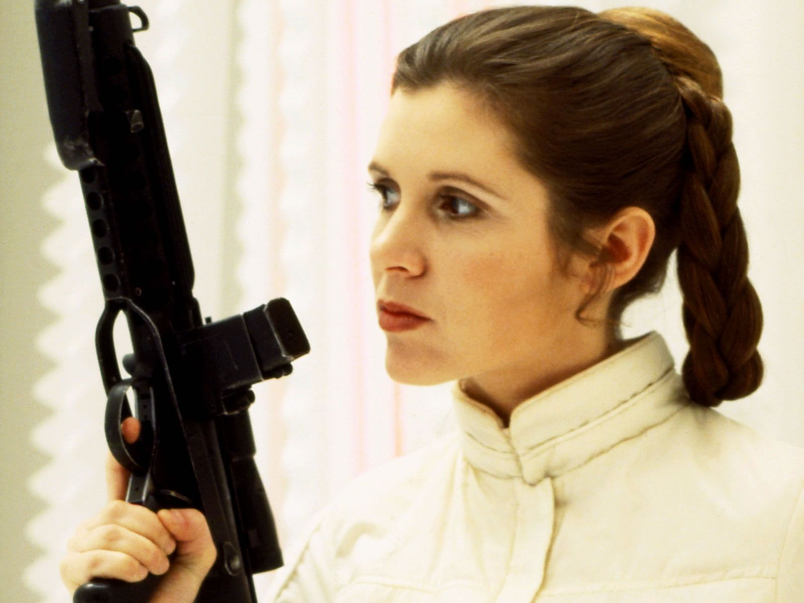 carrie fisher book