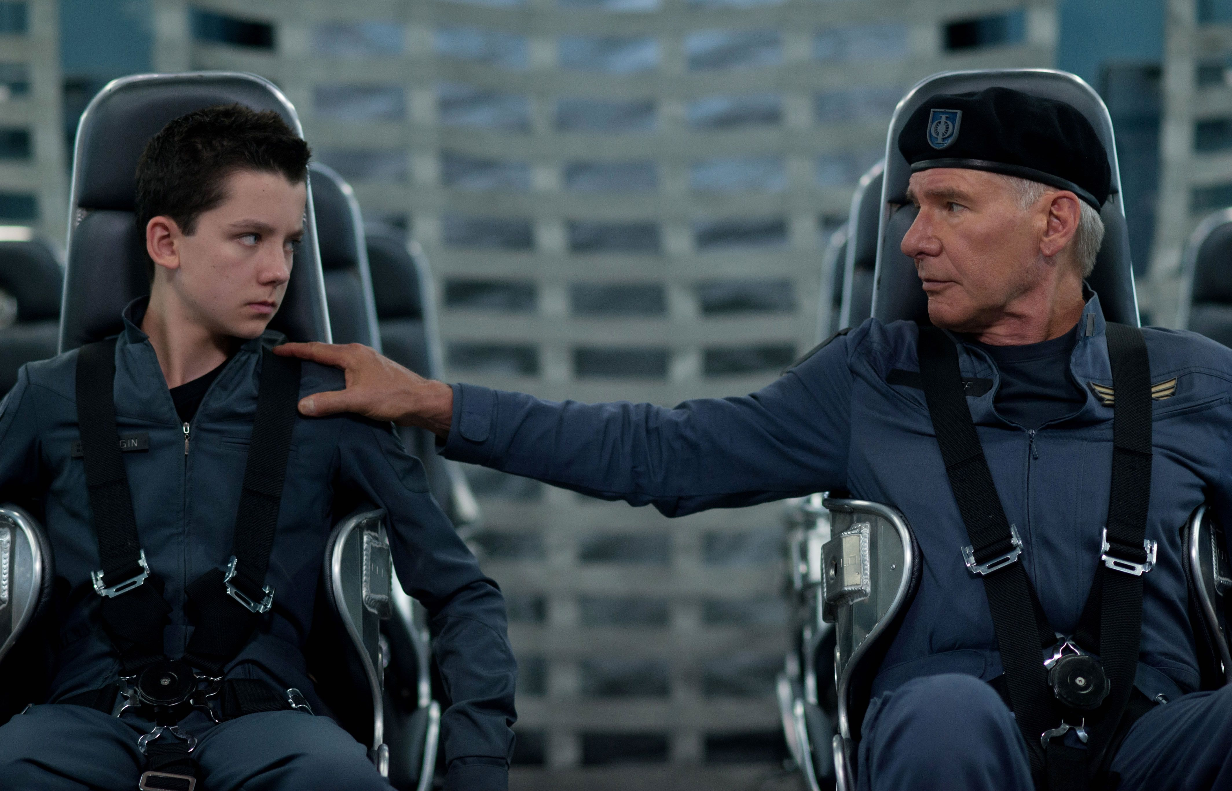 character of ender in ender s game Written by orson scott card, narrated by full cast recording download the app and start listening to ender's game alive: the full cast audioplay today - free with a.