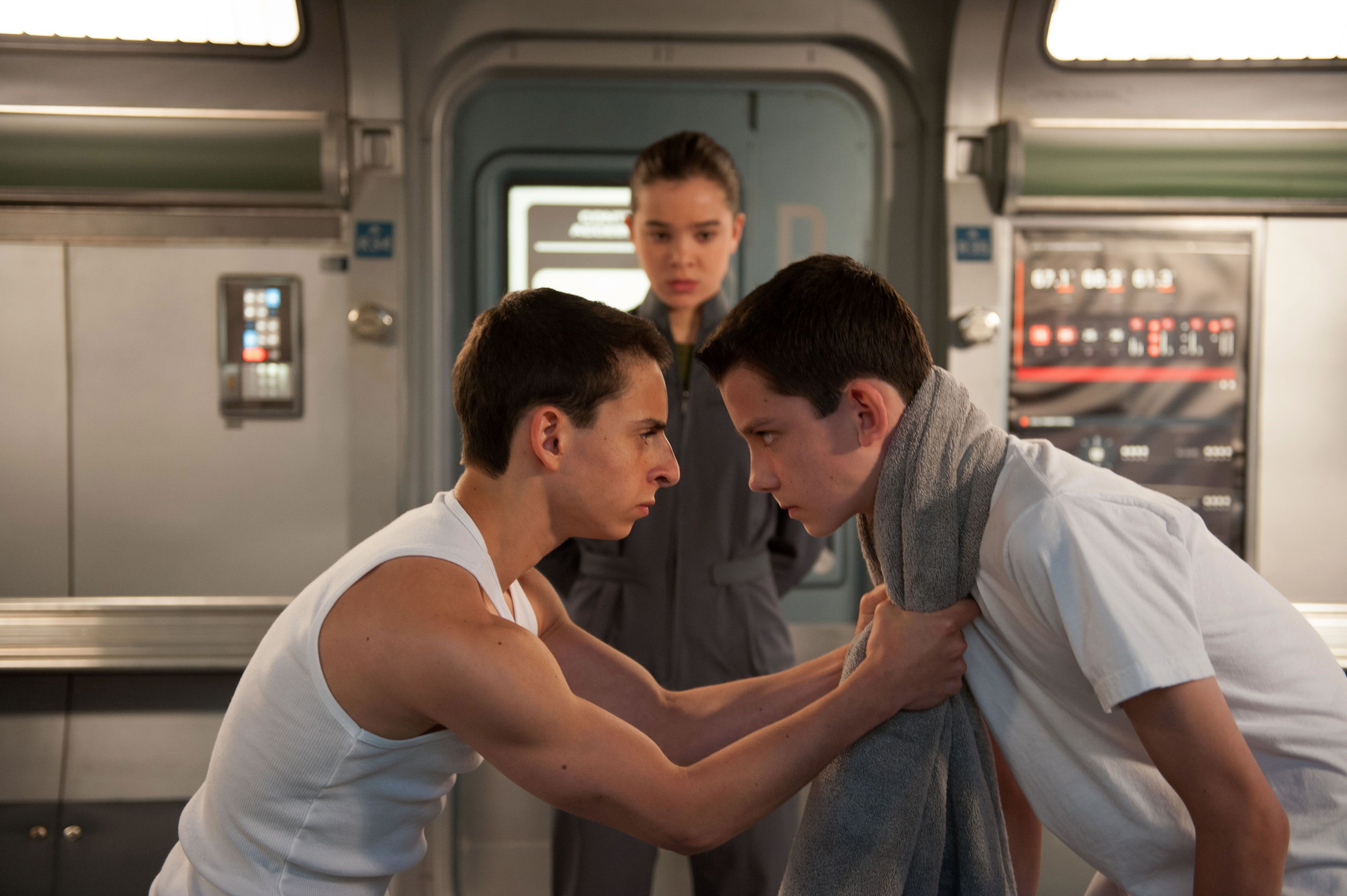 ENDER'S GAME Review. ENDER'S GAME Stars Asa Butterfield ...