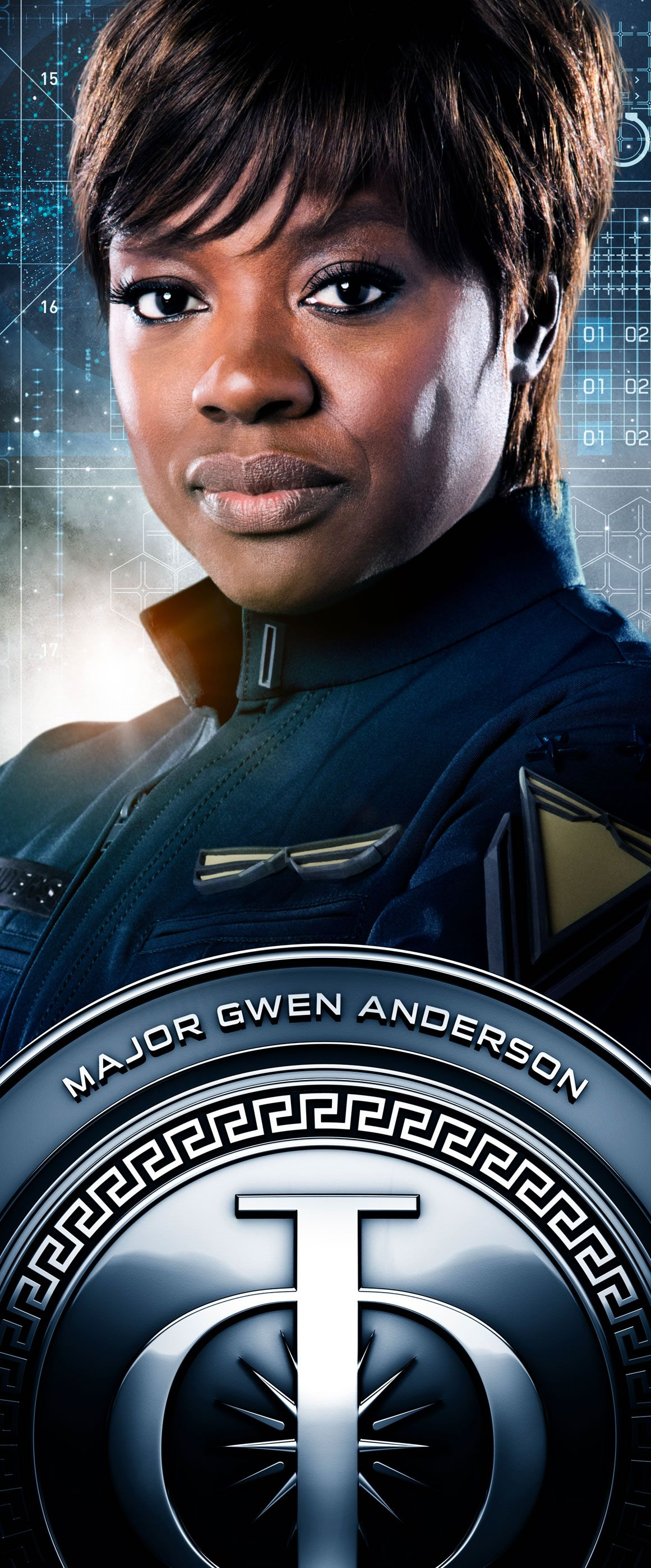 ENDER'S GAME Character Posters. ENDER'S GAME Stars Asa ...