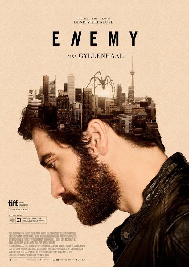 enemy teaser trailer and poster enemy stars jake gyllenhaal collider
