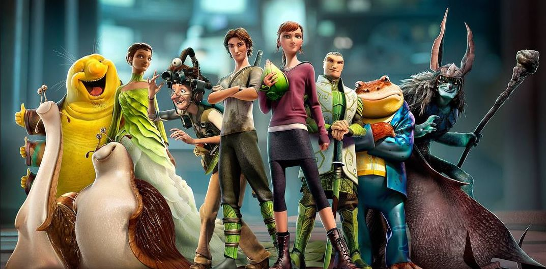 New Images From Animated Movie Epic And Raunch Comedy 21 And Over