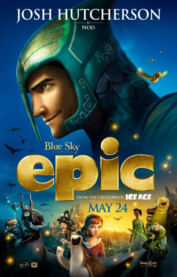 epic the movie blue sky - photo #3